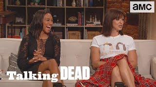 'Why Did Jadis Her Name to Anne?' Fan Questions Ep. 903 | Talking Dead - AMC