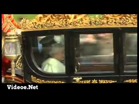 The Queen's new palace on wheels