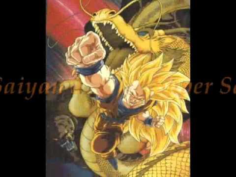 Transformaciones Y Fusiones De Goku Y Vegeta En DBZ-DBGT.