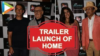 UNCUT: Ekta Kapoor and Annu Kapoor at the trailer launch of 'Home it's a feeling' | Part 1 - HUNGAMA