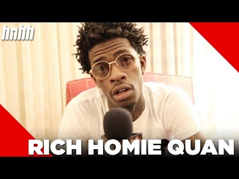 Rich Homie Quan - Rich Homie Quan Speaks On