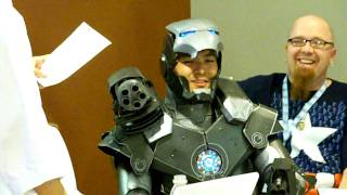 Nan Desu Kan 2009 - Giant Robot Battle Part 7