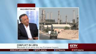 See the news report video by Economic impact of the situation in Libya
