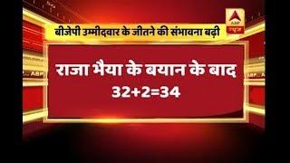 UP Rajya Sabha Polls: This is how NDA CANDIDATE SEEMS TO BE WINNING - ABPNEWSTV