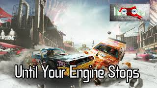 Royalty Free :Until Your Engine Stops