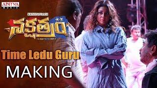 Time Ledu Guru Making ||  Nakshatram Movie || Sundeep Kishan, Regina Cassandra - ADITYAMUSIC