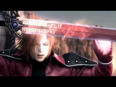 FFVII Crisis core Genesis VS Angel VS Sephiroth