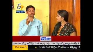 Sakhi సఖి - 31st July 2014 - ETV2INDIA