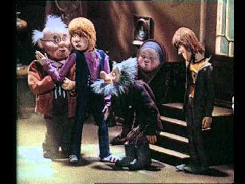 Кадр из мультфильма «Последние волшебники»