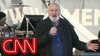Rob Reiner: We have a racist in the White House - CNN