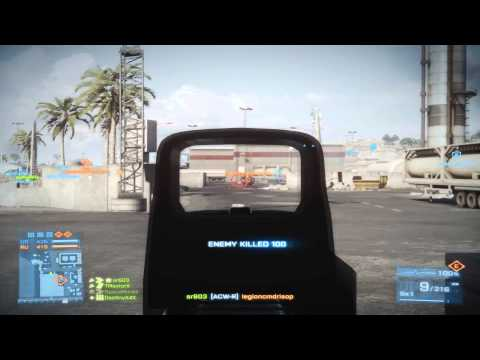 11-1 Stolen Tunguska Battlefield 3 Gameplay on Kharg Island