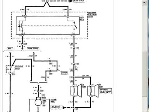 how to read a wiring diagram 1998 Dakota 2000 Dakota