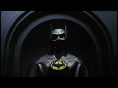 Batman (1989) Suit Up