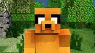 Adventure Time-Minecraft Animation