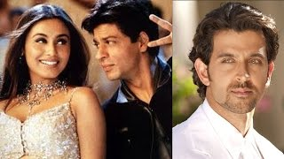 Bollywood News in 1 minute - 27/08/2014 - Shahrukh Khan, Hrithik Roshan, Rani Mukerji