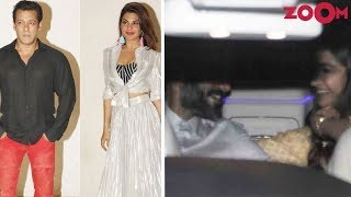 Salman Promotes 'Race 3' With The Film's Cast | Sonam Receives Hubby Anand Ahuja At The Airport - ZOOMDEKHO