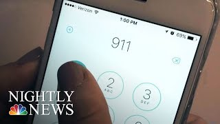 911 Outages Has Cincinnati Residents Demanding Answers | NBC Nightly News - NBCNEWS