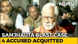 Swami Aseemanand, 3 Others Acquitted In Samjhauta Blast Case - NDTV