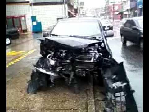 Acidente de Carros - Ford Ecosport
