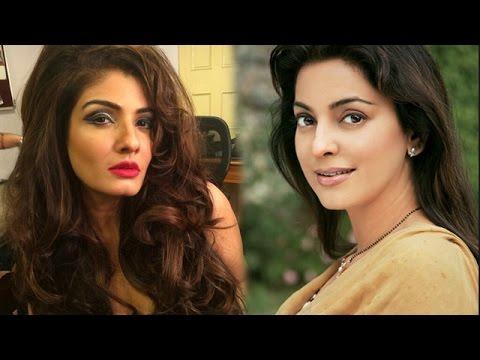 Raveena Tandon and Juhi Chawla endorse a women's channel | Bollywood News