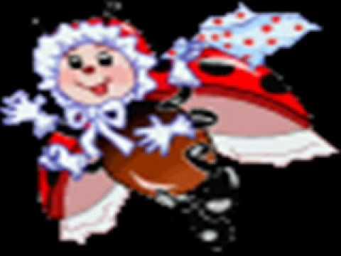 Beruška..písnička pro děti....♥♥♥ (Kety)♥♥♥