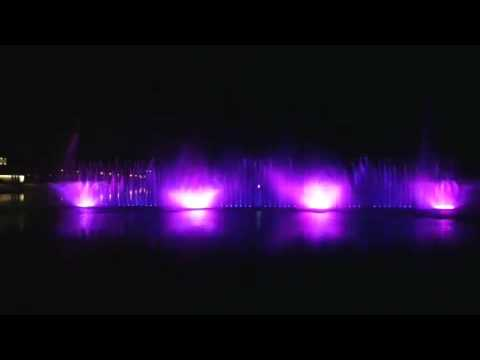 MUSICAL FOUNTAIN DANCING SHOW