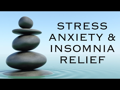 Stress, Anxiety, Insomnia- Causes & Tips for Relief   Food & Mood, Fitness, Hormones, Health