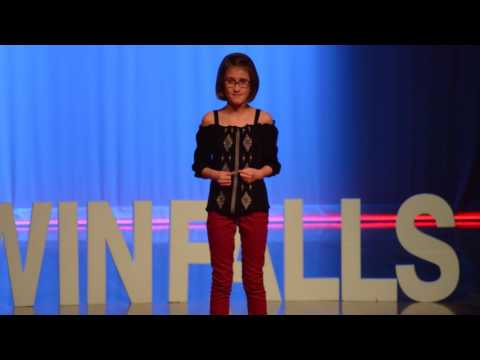 A playground perspective: Embracing gender and sexual diversity | Kennedy Blair | TEDxTwinFalls