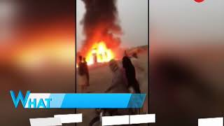 Pakistan: 26 killed, 14 injured deadly truck-bus collision in Balochistan - ZEENEWS