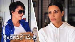 Kim Kardashian Says Tristan's Only Sorry Because He Got Caught | KUWTK | E! - EENTERTAINMENT