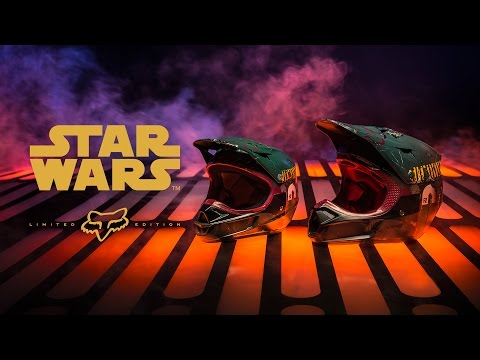 Fox MX Presents | V3 Boba Fett LE Helmet