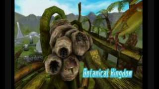 Sonic Riders: Zero Gravity - Botanical Kingdom - Silver vs. Blaze view on youtube.com tube online.