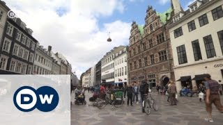 By bike through Copenhagen | Euromaxx - DEUTSCHEWELLEENGLISH