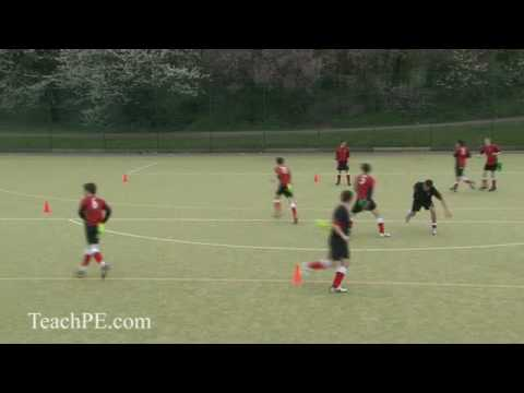 Soccer Drills - Fun and Games - Tails Drill