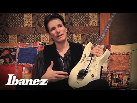 Steve Vai introduces the Ibanez JEM-EVO