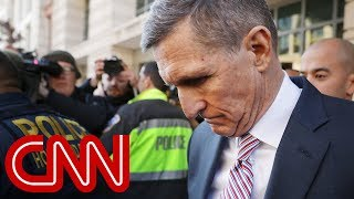 Judge asks prosecutors: Could Flynn have been charged with treason? - CNN