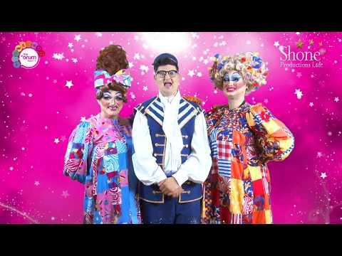 Cinderella Panto Launch Trailer 2017