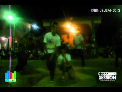 DRO ft I Am Gifted DANCE 2 @BINUBUSAN 2013