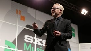 Adam Savage's SXSW 2014 Keynote: Art and Science