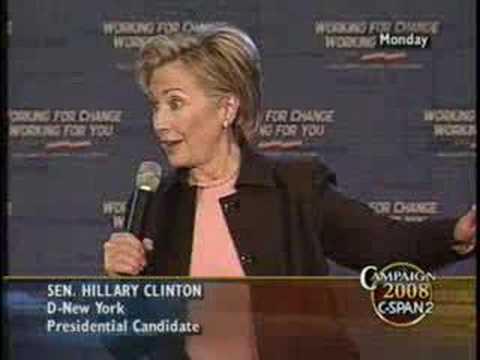 Hillary Clinton Healthcare – HILLARY