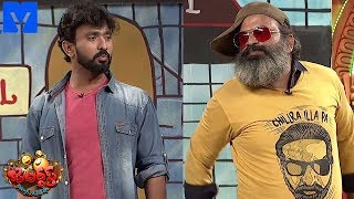 Adhire Abhi Team Performance Promo -  Abhi Skit Promo - 11th April 2019 - Jabardasth Latest Promo - MALLEMALATV