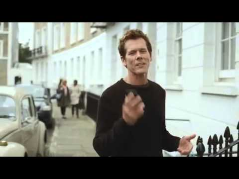 KEVIN BACON RELATED THROUGH JEDWARD - EE MOBILE 4G PHONE ADVERT UK