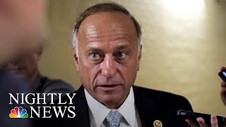 House Votes To Condemn Iowa GOP Rep. King's Racist Comments | NBC Nightly News - NBCNEWS