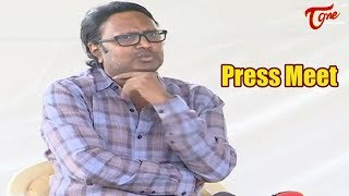 Director Gunasekhar Controversy Press meet on Nandi Awards 2017 - TELUGUONE