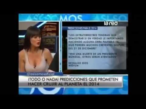 Predicciones 2014 Matan  Obama Terremoto Chile Argentina  salfate, mundodesconocido
