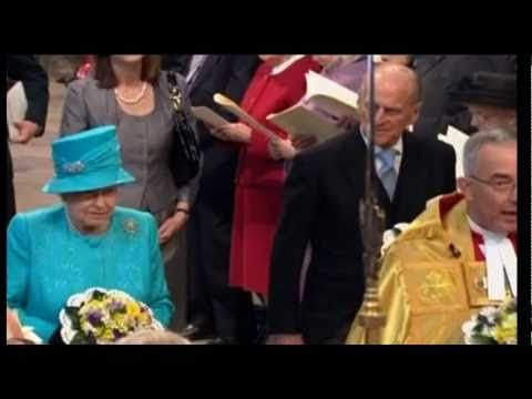 The Royal Maundy Service 2011