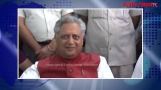 video : नवांशहर में पंजाब विधानसभा के स्पीकर राणा के.पी का स्वागत