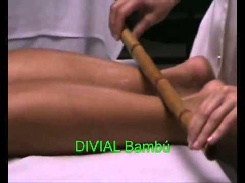 DIVIAL Bambú bambuterapia. Fabricamos Kit. Cañas de Bambú para Masaje