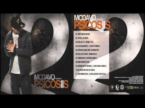 08. Mis defectos - MC DAVO (Psicosis 2)