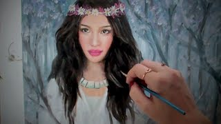Speed Painting : Andrea